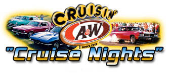 May 3rd – September 27th: A&W Cruise Nights
